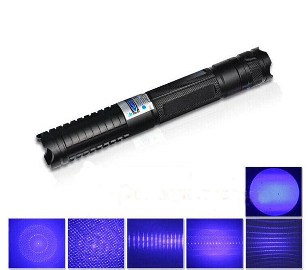 5000mw blue laser flashlight
